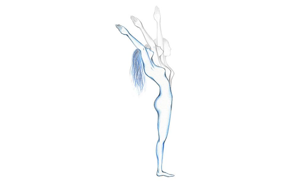 Der ästhetische und kunstvolle Ausdruck in der Übung durch eine bewusst herbei geführte Ordnung und Gliederung